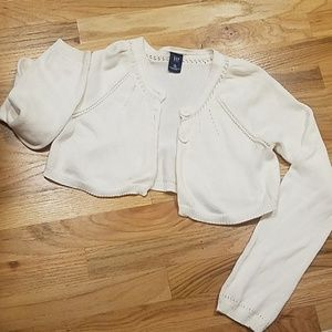 Girls' Cropped sweater size 12